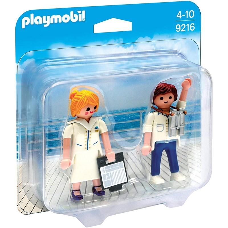 Playmobil 9216. Tripulación de Crucero