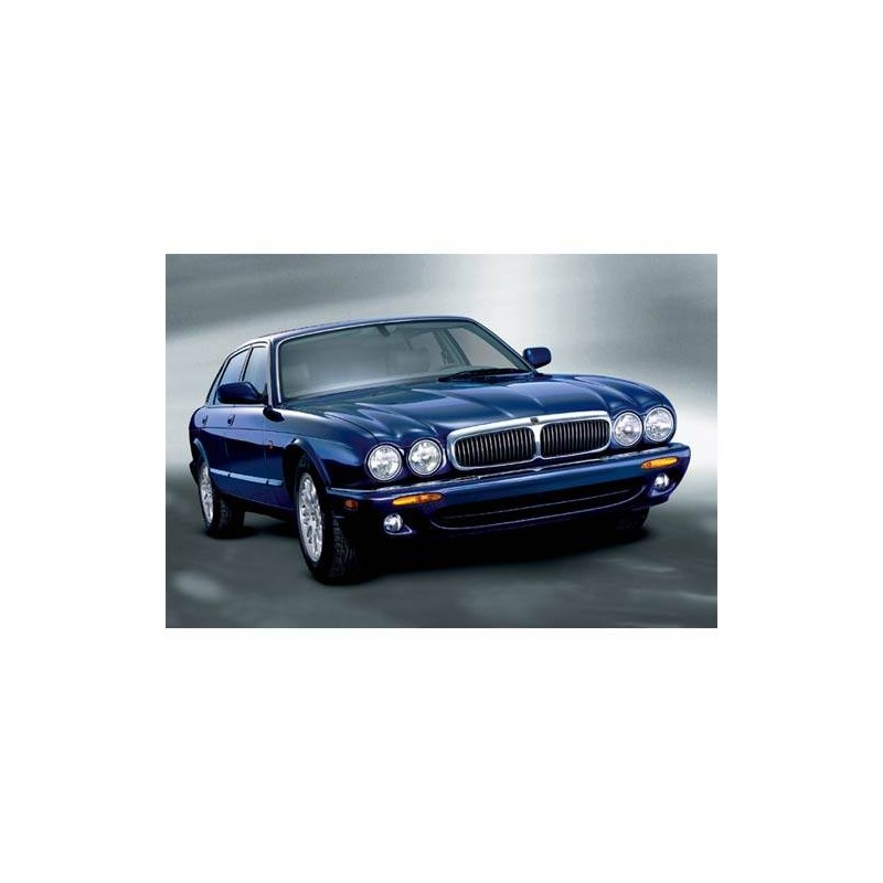 37036. Puzzle Trefl 500 piezas Jaguar XJ Executive 3,2