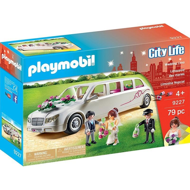 Playmobil 9227. Limusina Nupcial
