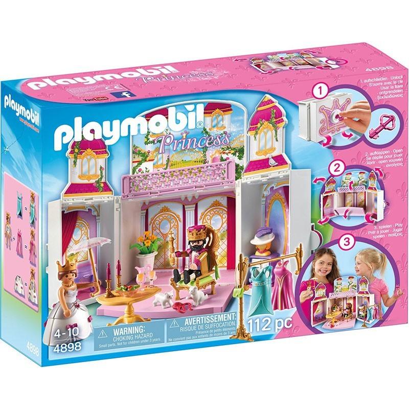 Playmobil 4898. Cofre Palacio Real