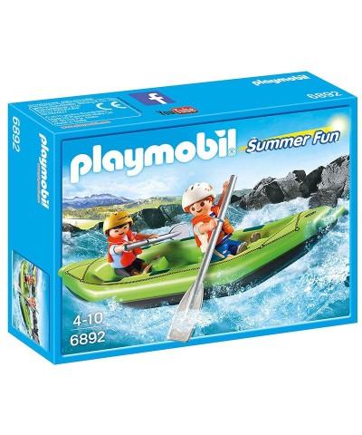 Playmobil 6892. Niños en Balsa