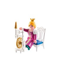 Playmobil 4790. Princesa con Rueca de Hilar