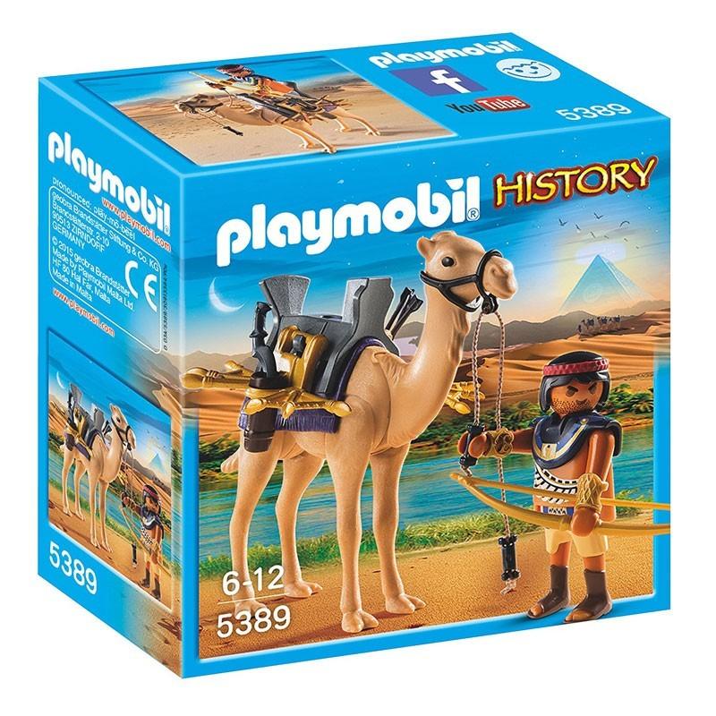 Playmobil 5389. Egipcio con Camello