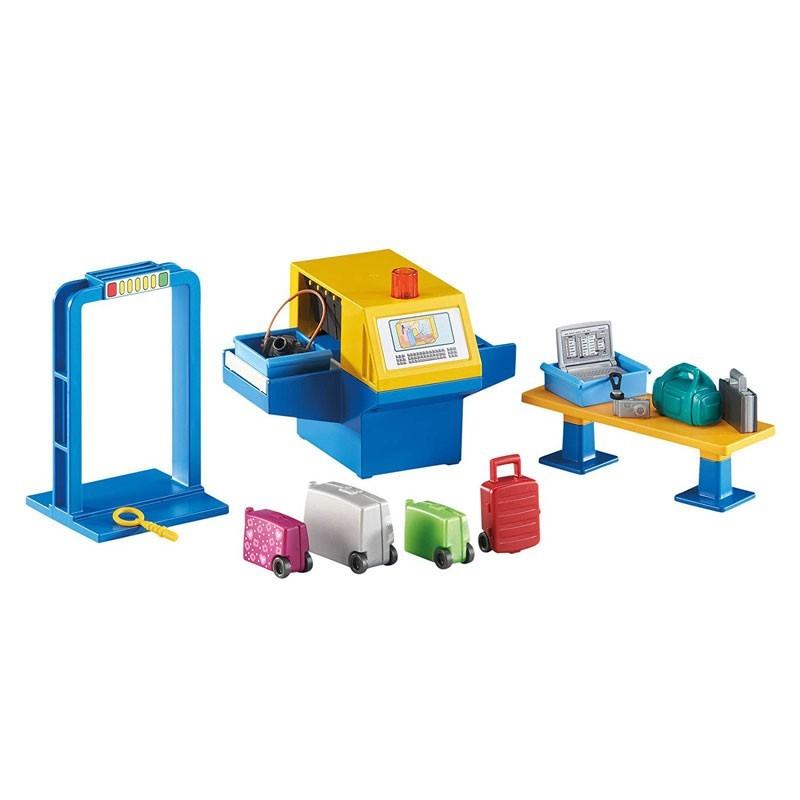 Playmobil 6500. Zona Control Equipajes Aeropuerto