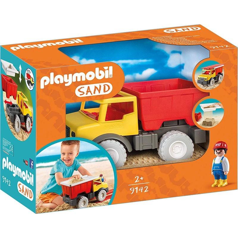 Playmobil 9142. Camión de Arena