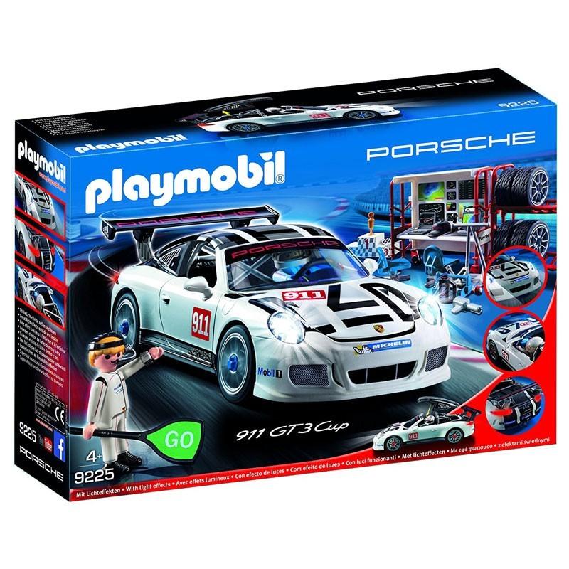 Playmobil 9225. Porsche 911 GT3 Cup