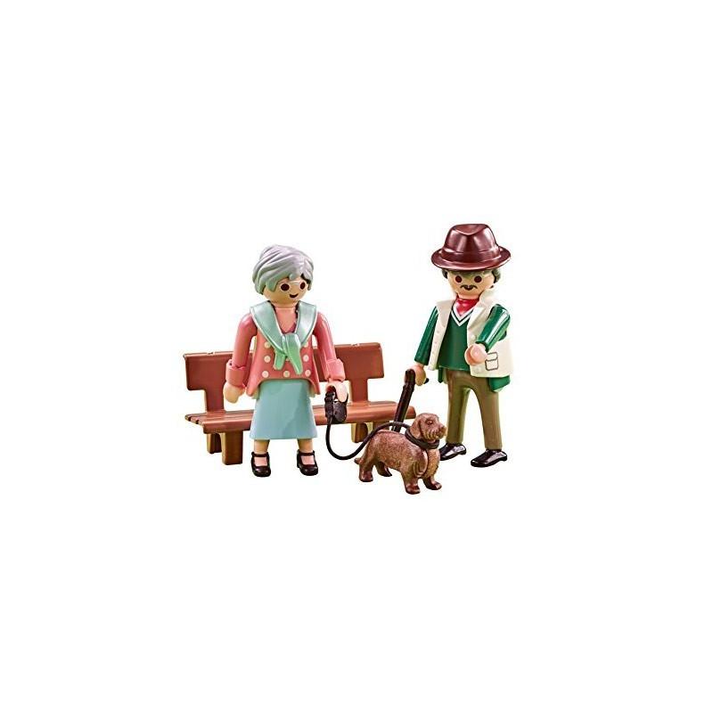 Playmobil 6549. Abuelo y Abuela