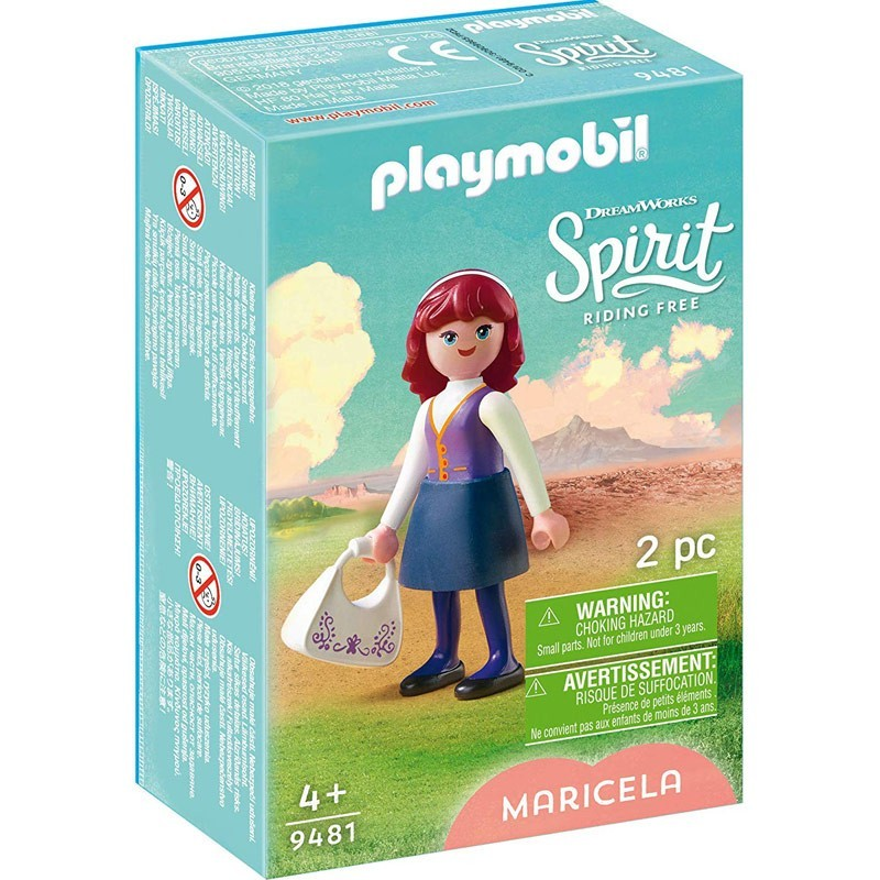 Playmobil 9481. Maricela