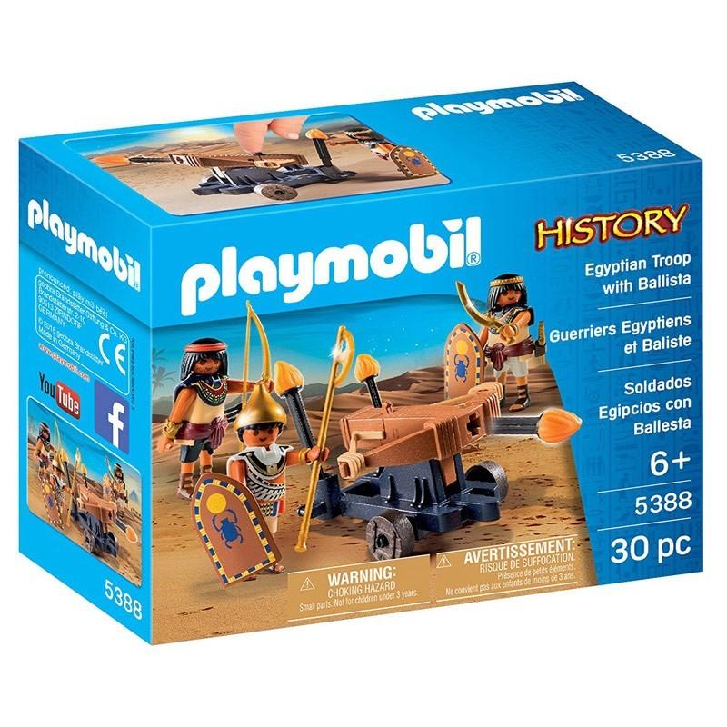 Playmobil 5388. Egipcios con Ballesta