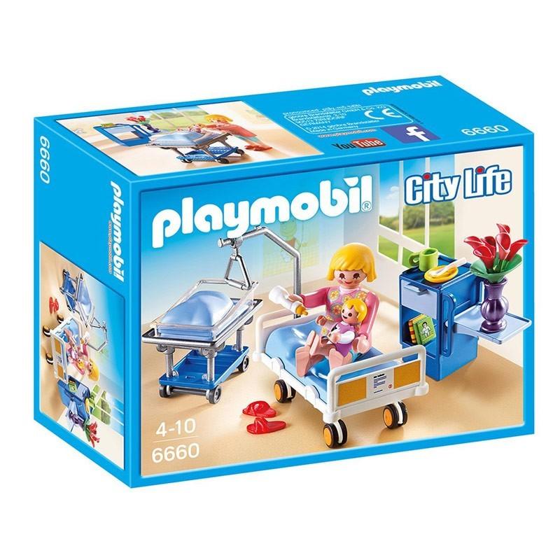 Playmobil 6660. Sala de Maternidad