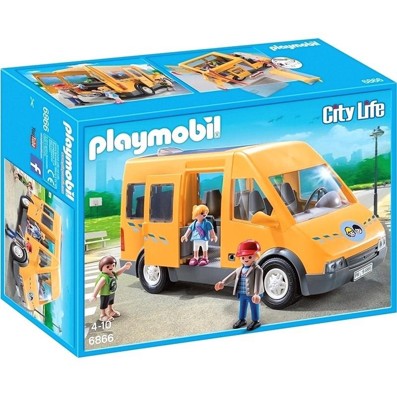 Playmobil 6866. Autobús Escolar