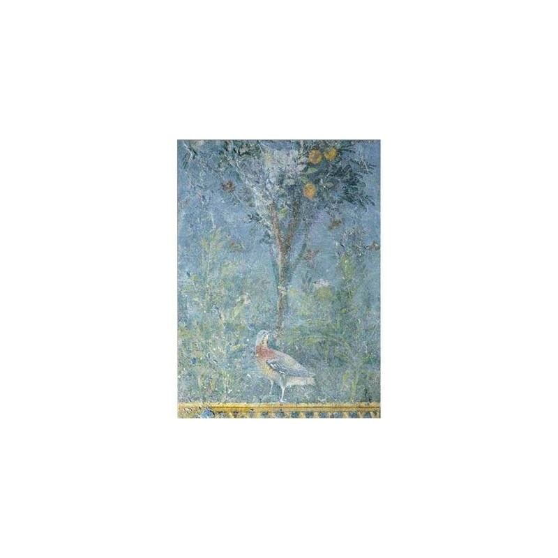 14760. Puzzle Ricordi Arte 1000 piezas Bird in garden, R. Fresco