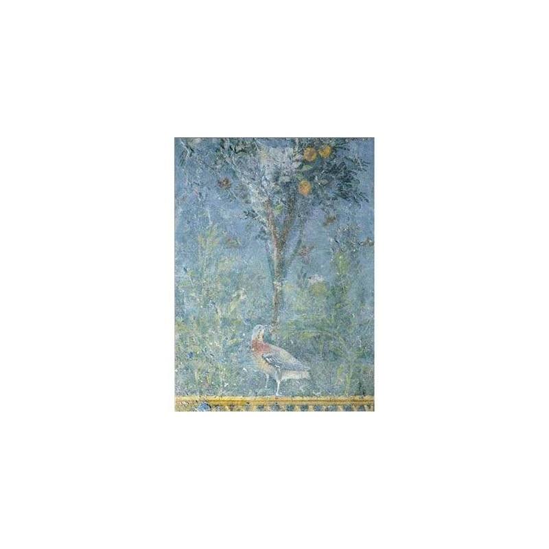 14760. Puzzle Ricordi Arte 1000 piezas Bird in garden, R. Fresco