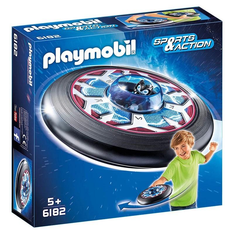 Playmobil 6182. Disco Volador Celestial