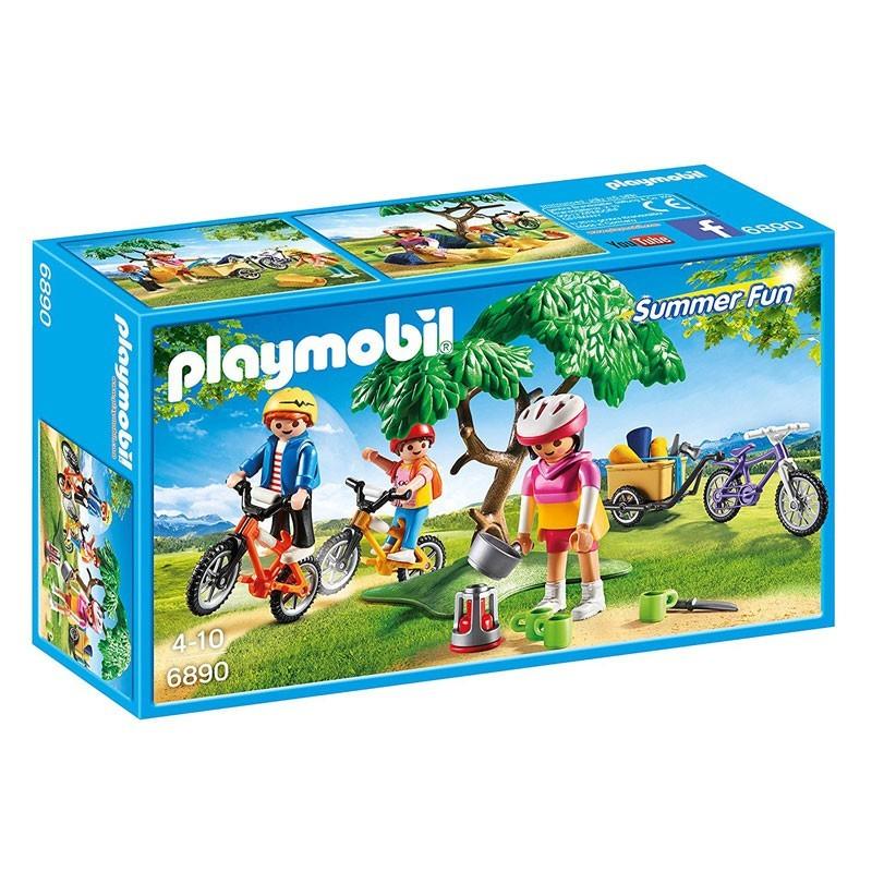 Playmobil 6890. Paseo en Bicicleta