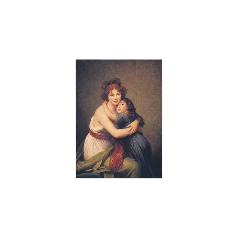 15997. Puzzle Ricordi Arte 1000 piezas Le Brun, Autorretrato