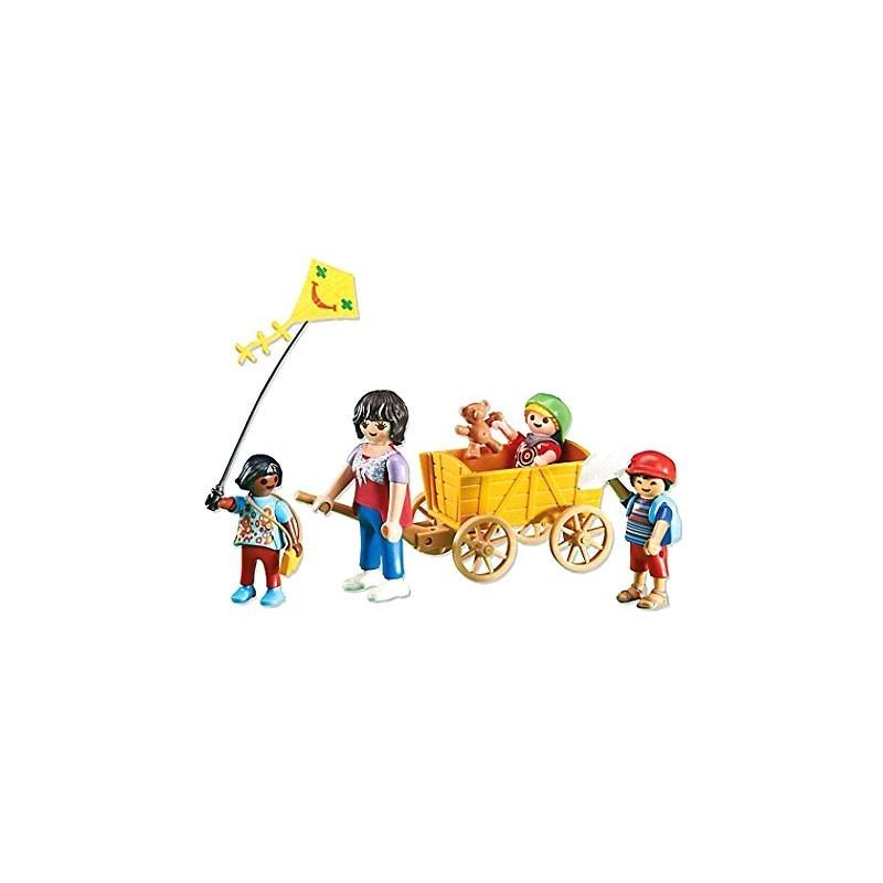 Playmobil 6439. Cuidadora con Niños