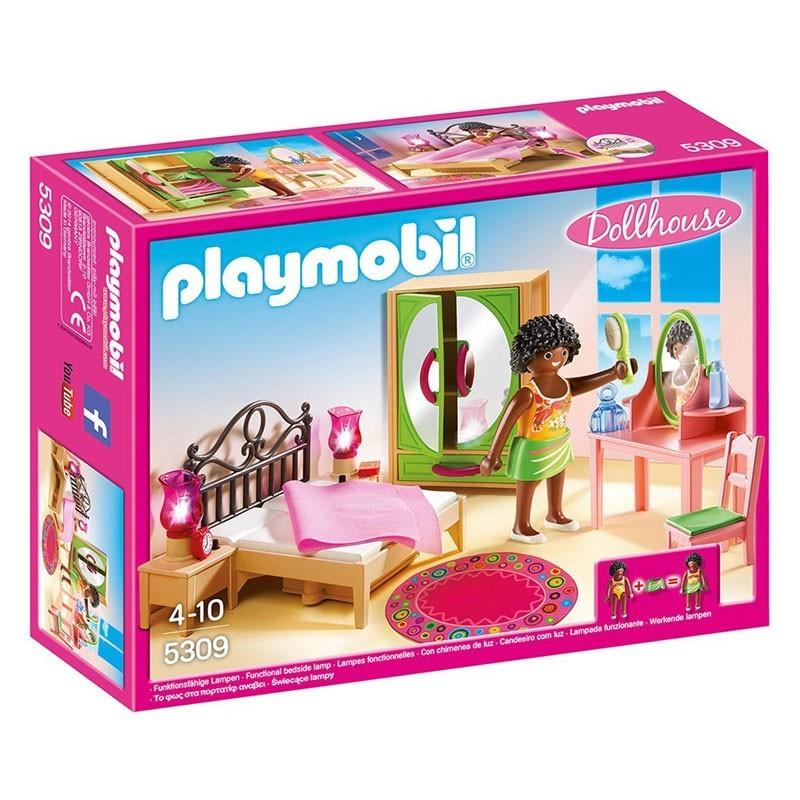 Playmobil 5309. Habitación Principal