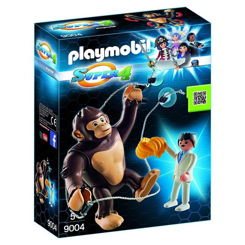 Playmobil 9004. Gorila Gigante Gonk