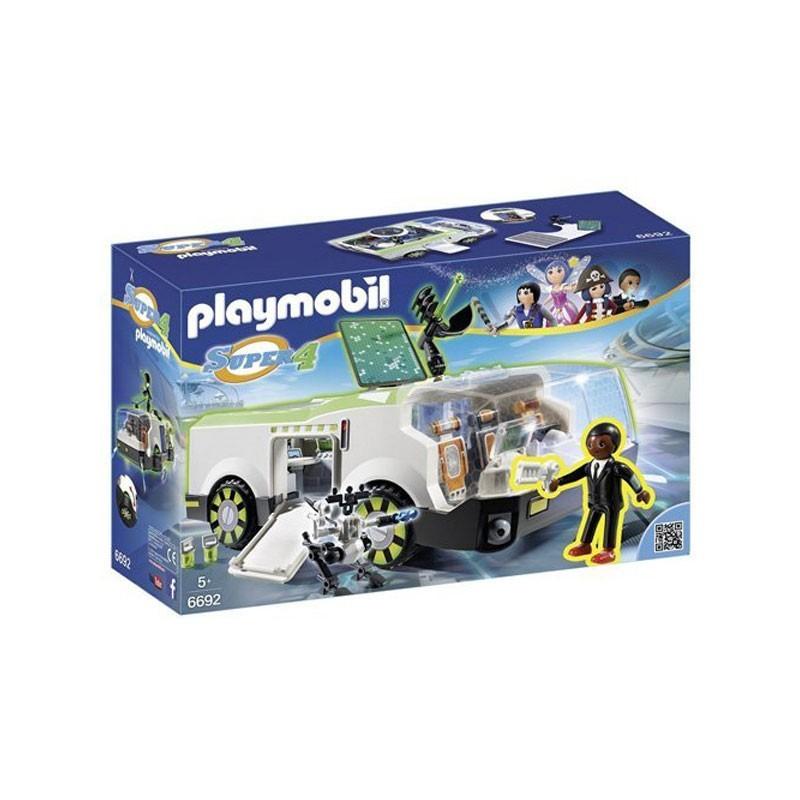 Playmobil 6692. Camaleón con Gene
