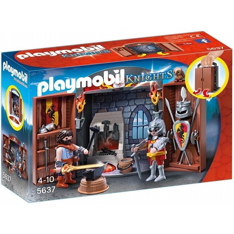 Playmobil 5637. Cofre de Caballeros