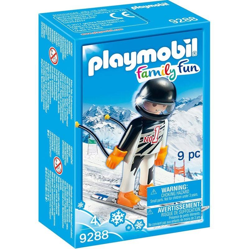 Playmobil 9288. Esquiador