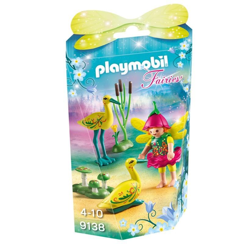 Playmobil 9138. Niña Hada con Cigüeñas