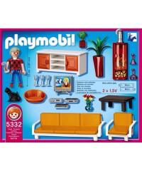 Playmobil 5332. Sala de Estar