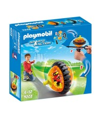 Playmobil 9203. Speed Roller Naranja