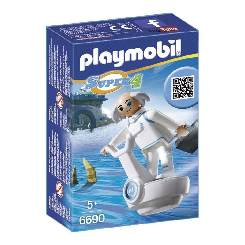 Playmobil 6690. Doctor X