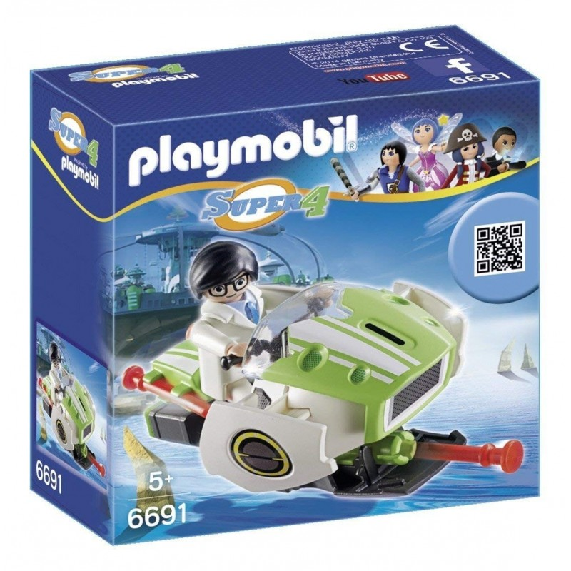 Playmobil 6691. Skyjet