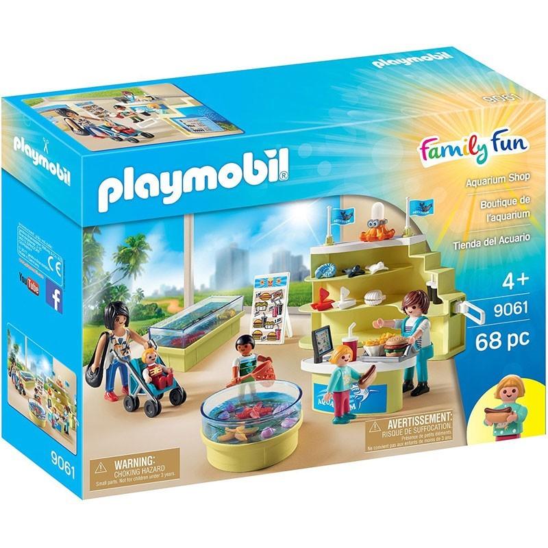Playmobil 9061. Tienda del Acuario