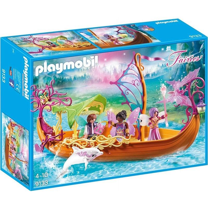 Playmobil 9133. Barco Romántico