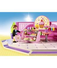 Playmobil 9080. Cafetería Cupcake