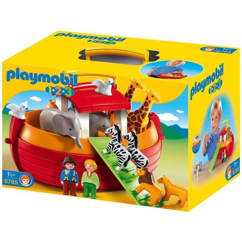 Playmobil 6765. Maletín Arca de Noé