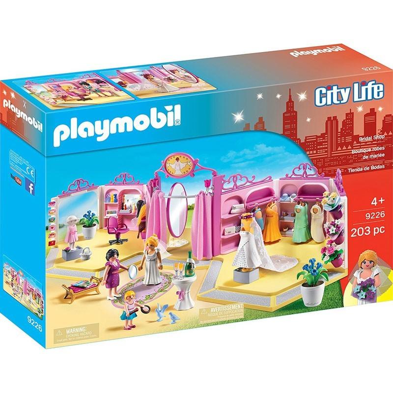 Playmobil 9226. Tienda de Novias