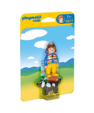 Playmobil 6977. Mujer con Perro