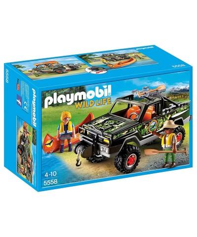 Playmobil 5558. Pick Up de Aventura