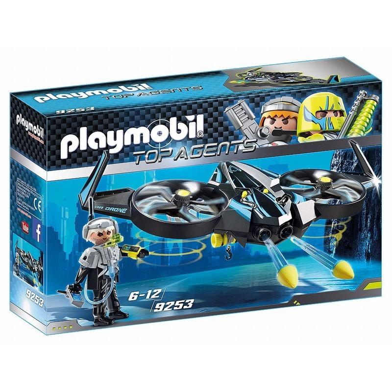 Playmobil 9253. Mega Drone