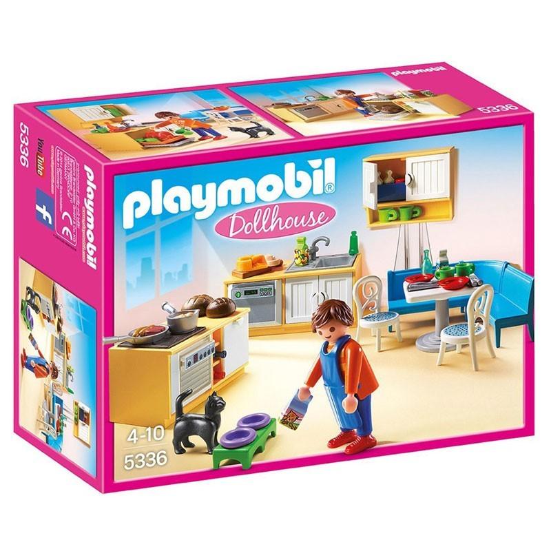 Playmobil 5336. Cocina