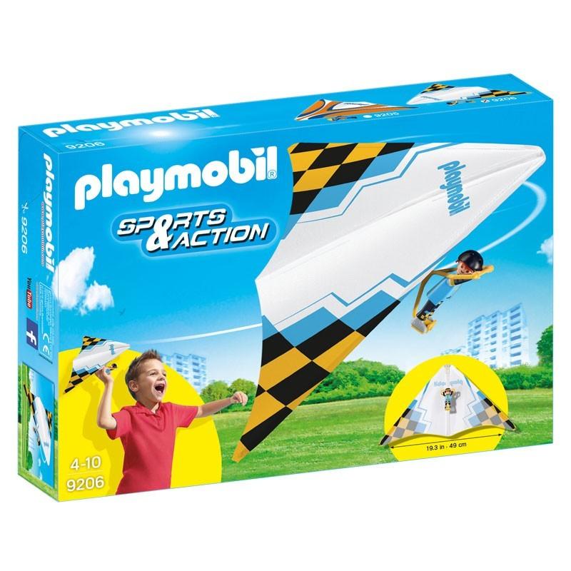 Playmobil 9206. Ala Delta Jack