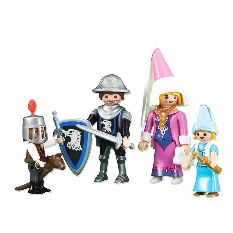 Playmobil 6324. Familia Medieval