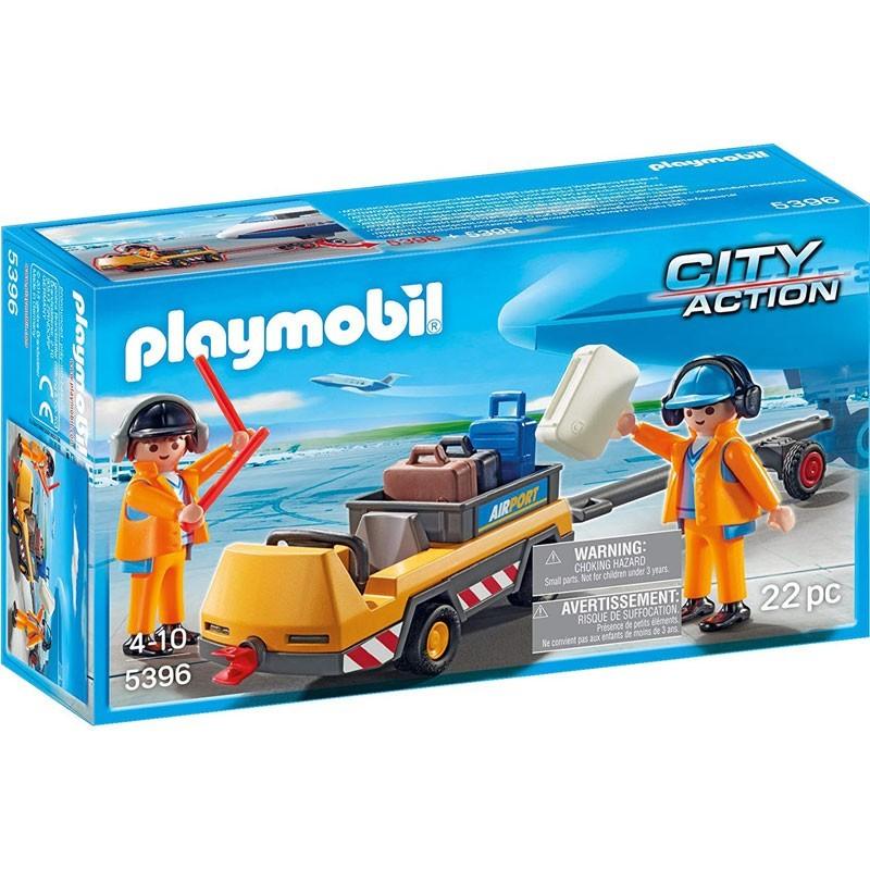 Playmobil 5396. Vehículo para Maletas