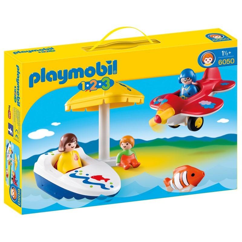 Playmobil 6050. Diversión en Vacaciones