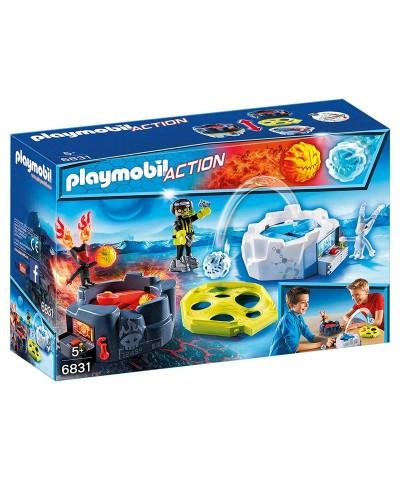 Playmobil 6831. Zona de Combate con Robots