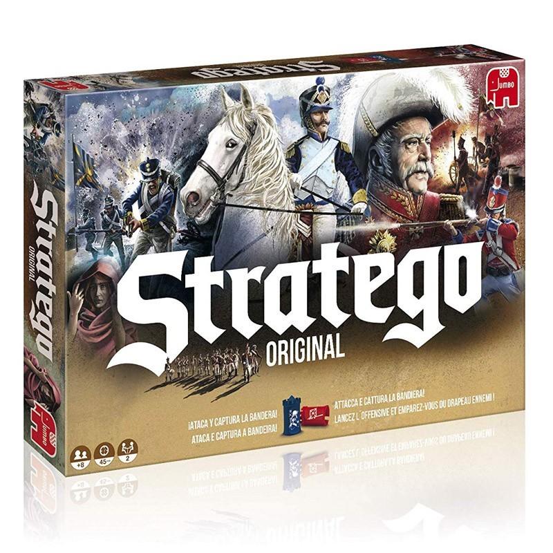Jumbo 80516. Stratego Original
