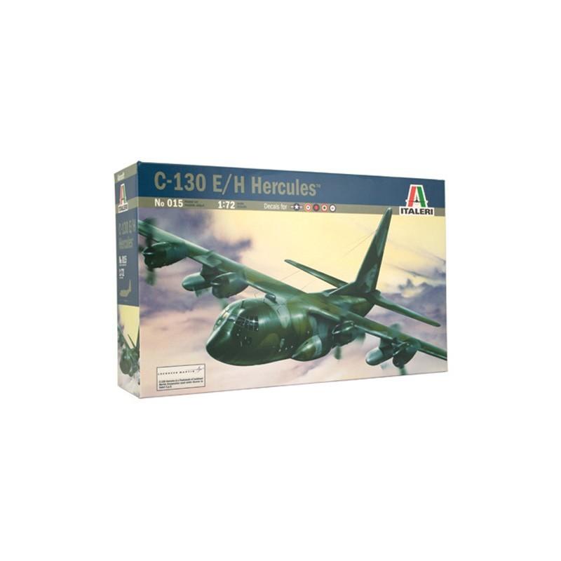 Italeri015. 1/72 C130 Hercules E/H