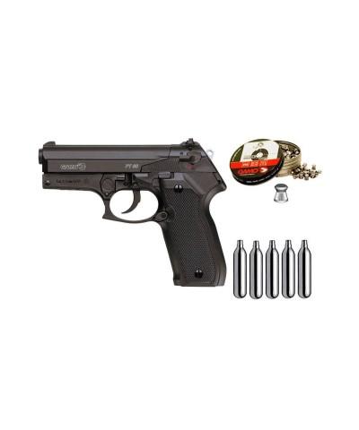 111350N Gamo. Pack Pistola perdigón PT-80 Cal.4,5mm