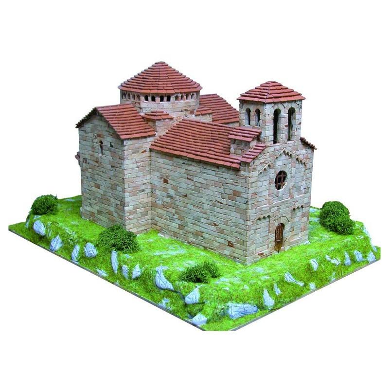Aedes 1101. Iglesia de Sant Jaume de Frontanyà