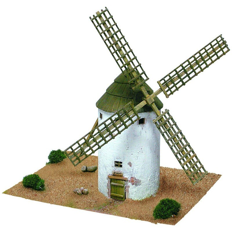 Aedes 1255. Molino de La Mancha